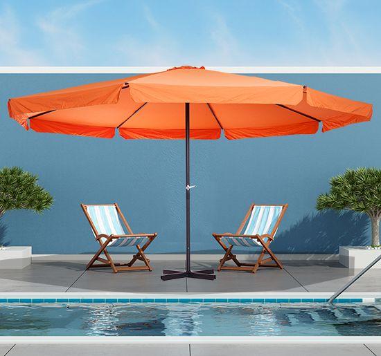 Die besten 25+ Sonnenschirm für balkon Ideen auf Pinterest - sonnenschirm balkon terrasse