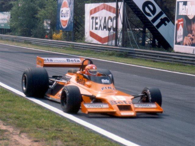 1978 Vittorio Brambilla, Surtees, Zolder