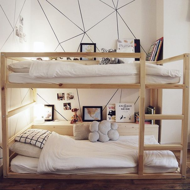 Cool Bunk Bed Rooms best 25+ bunk beds for boys ideas on pinterest | fun bunk beds