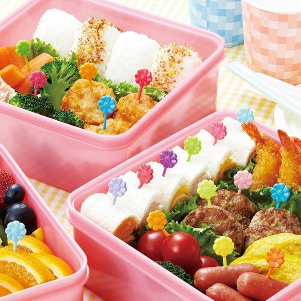 Gorgeous food picks!! #lunchboxfun #school #forkids Get 'em--> www.limetreekids.com.au