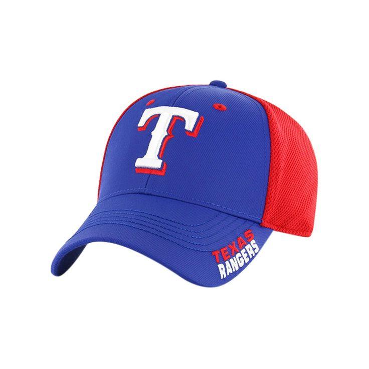 MLB Texas Rangers Fan Favorite Completion Hat