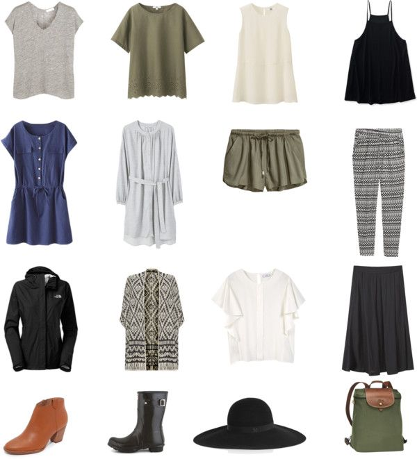 What to wear in Singapore: Monsoon