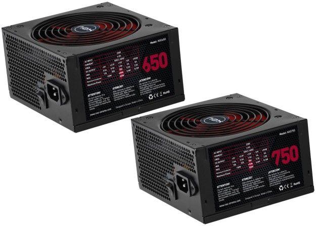 Nox NX 650W y 750W