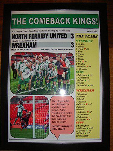 North Ferriby United 3 Wrexham 3 - 2015 FA Trophy final - framed print Lilywhite Multimedia http://www.amazon.co.uk/dp/B00Z7QGRMC/ref=cm_sw_r_pi_dp_nEm1vb11FZX33