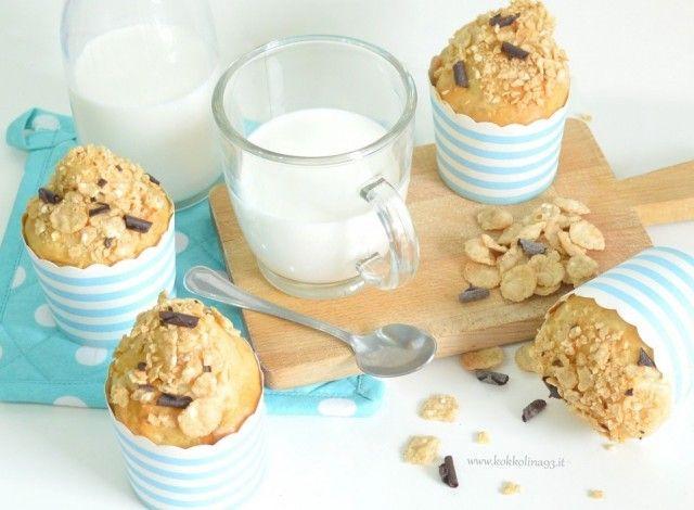 A colazione muffin