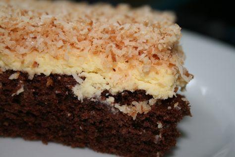 "Sägespänekuchen/""Sawdust cake"""