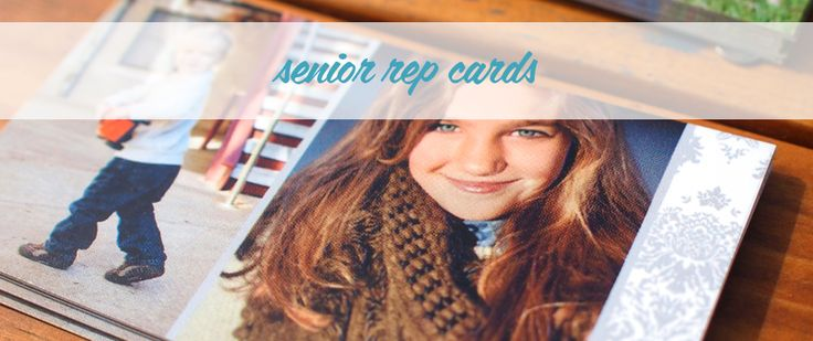 National Photo Labs / Senior Rep Cards