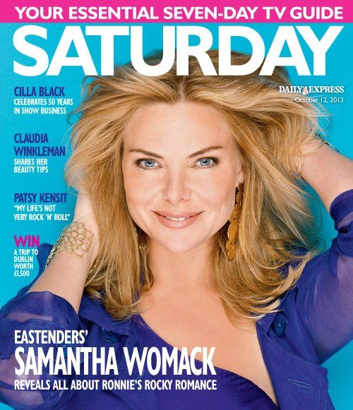 Samantha Womack (2013.10.12.) #SamanthaWomack