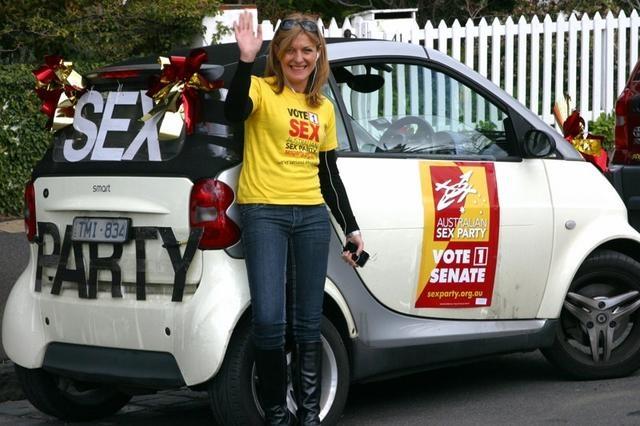 Australian Sex Partymobile!