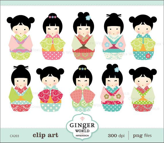 Hey, I found this really awesome Etsy listing at http://www.etsy.com/listing/84909316/japanese-kokeshi-doll-kawaii-clip-art