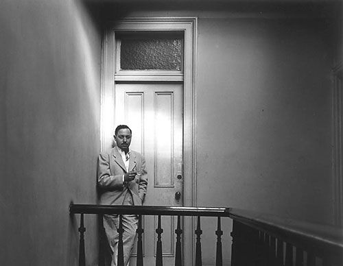 Tennessee Williams by Karl Bissinger.