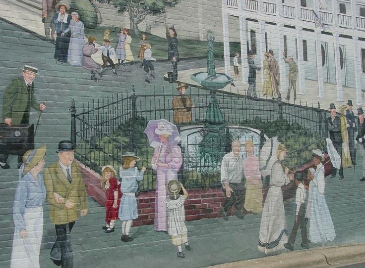 Murals downtown salisbury nc visitsalisburyrowan my for 6 blocks from downtown mural