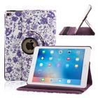 360 Rotating Leather Folio Smart Case Cover Stand For Apple iPad 2 3 4 4th 3rd
