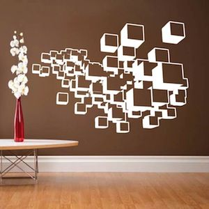 cubicles wall decal modern wall decals from trendy wall designs - Wall Design Decals