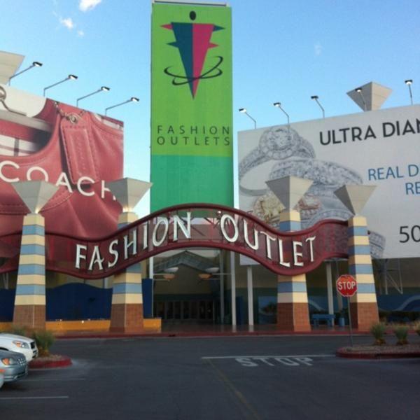 Fashion Outlets | Las Vegas