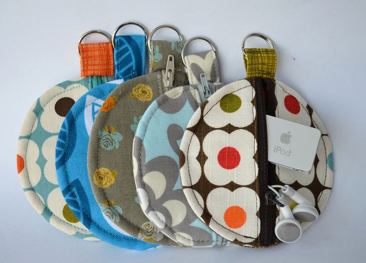 """Ikat's """"round stack"""" from Erin's pattern."""