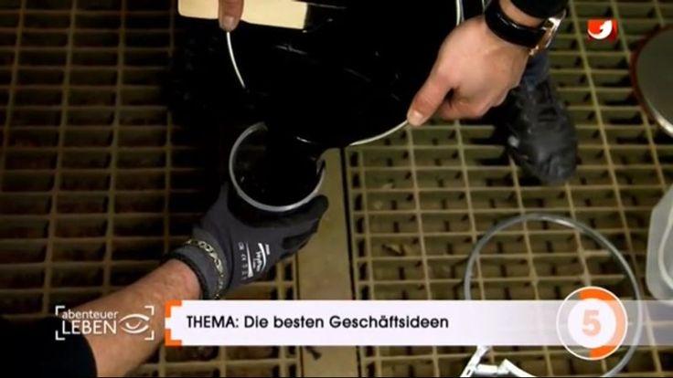 "German TV Show ""Worlds best Business ideas"" Top 5 with DC Concept #sprühfolie #felgenfolie #Autozubehör #carwrap #cardip #liquidwrap #Mannheim #Germany #liquidfilm #plastidip"