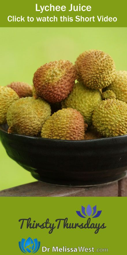 Lychee Juice Lychee licous Juice! A super yummy treat for your Summer Juicing :)