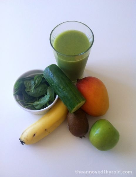 """Thermomix """"The Sixer"""" Juice"""