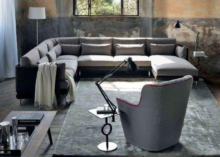 Divani angolari per la casa - Divano di stile per il salotto