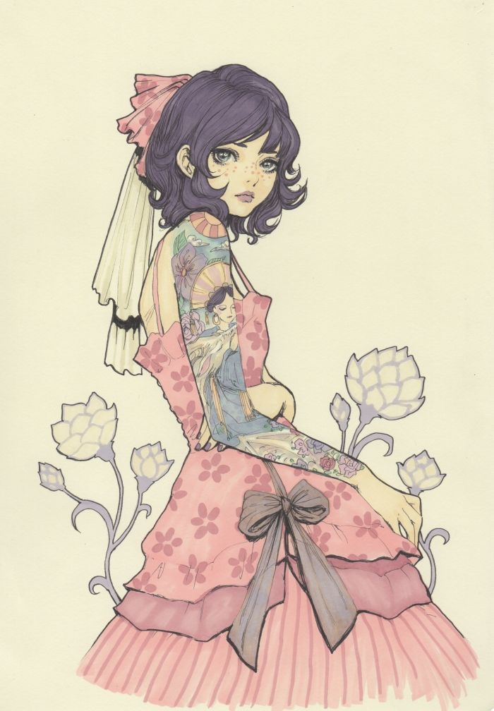 yasahime: Storenvy drawings~* | AFA - art for adults