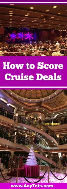 101 Cruise Tips. How to Score Cheap Cruises, What First Time Cruisers Need to Know, and Cruise Packing Essentials. www.anytots.com for more cruising.
