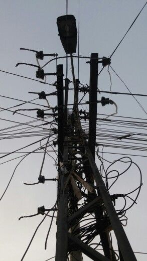 Electricity junction
