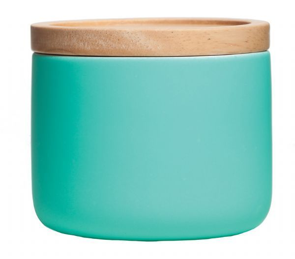 All That I Need - General Eclectic Small Canister - Matte Green, $15.00 (http://www.allthatineed.com.au/products/general-eclectic-small-canister-matte-green.html)