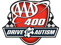 AAA 400 Drive for Autism is a 400-mile (640 km) Monster Energy NASCAR Cup Series stock car race held annually at Dover International Speedway in Dover, Delaware, the other one being the Citizen Soldier 400, the fall race at Dover, for the NASCAR Chase for the Championship, it is the first of two Monster Energy NASCAR Cup Series races at Dover.