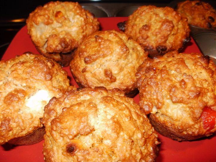 Muffins de sarrasin aux carottes et ananas | .recettes.qc.ca