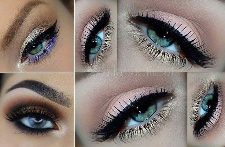 Μακιγιάζ για γαλάζια μάτια: 30+1 προτάσεις για εκθαμβωτικό βλέμμα