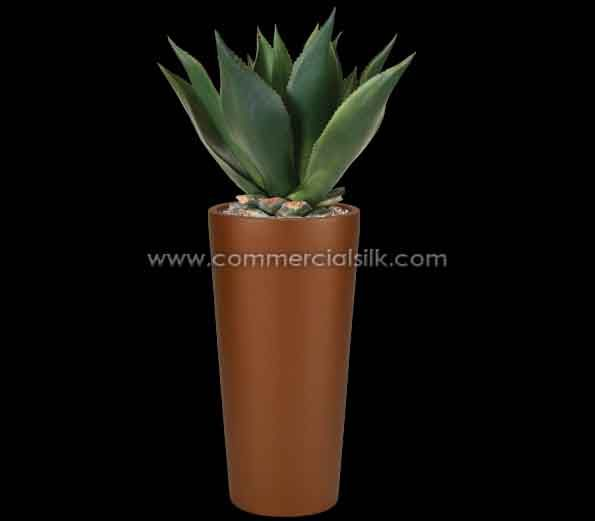 Beautiful and striking - Artificial Baby Nerva Agave plant