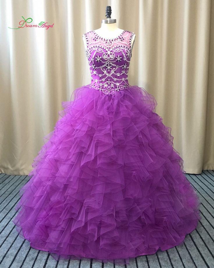 9 mejores imágenes de Quinceanera Dresses en Pinterest | Vestido de ...
