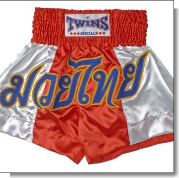 Twins quality brand and their products muay-thai boxing, mma match