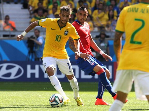Study reveals Neymar plays football without even thinking