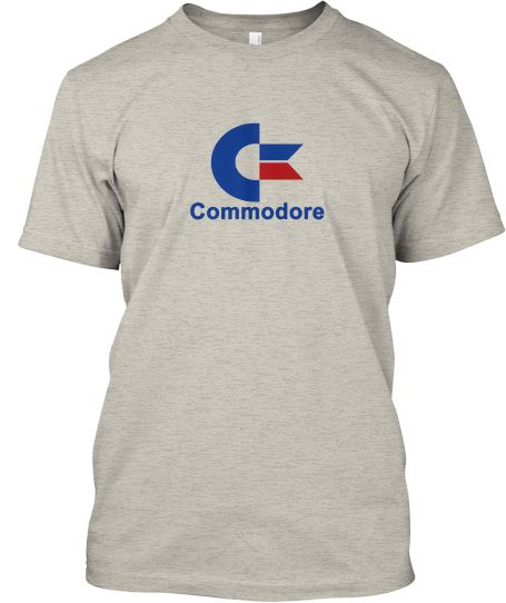 Commodore ** Limited Print **