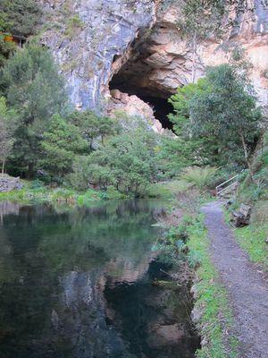 Jenolan Caves River Walk, Jenolan, Blue Mountains