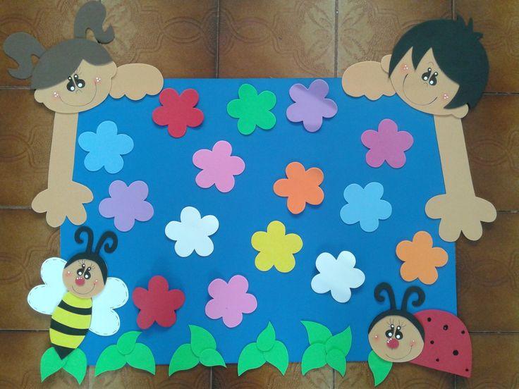 Cartaz Chamadinha em Eva. As cores e temas podem ser modificadas de acordo com o desejo do cliente.