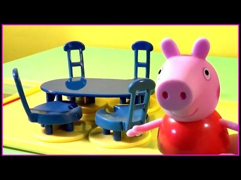 Peppa Pig Cartoons: Peppa Pig & Family - Country House! Kid's Cartoons Animations - YouTube
