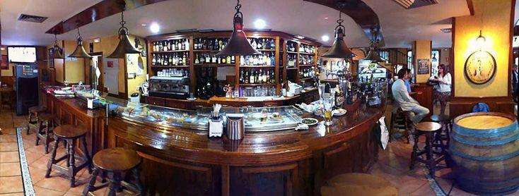 Bar de tapas - Restaurante El Cisne | Ventura Rodriguez, 4