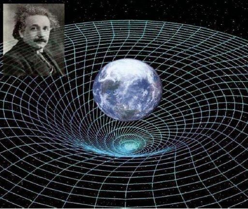 A wrinkle in space-time: Math shows how shockwaves could crinkle space