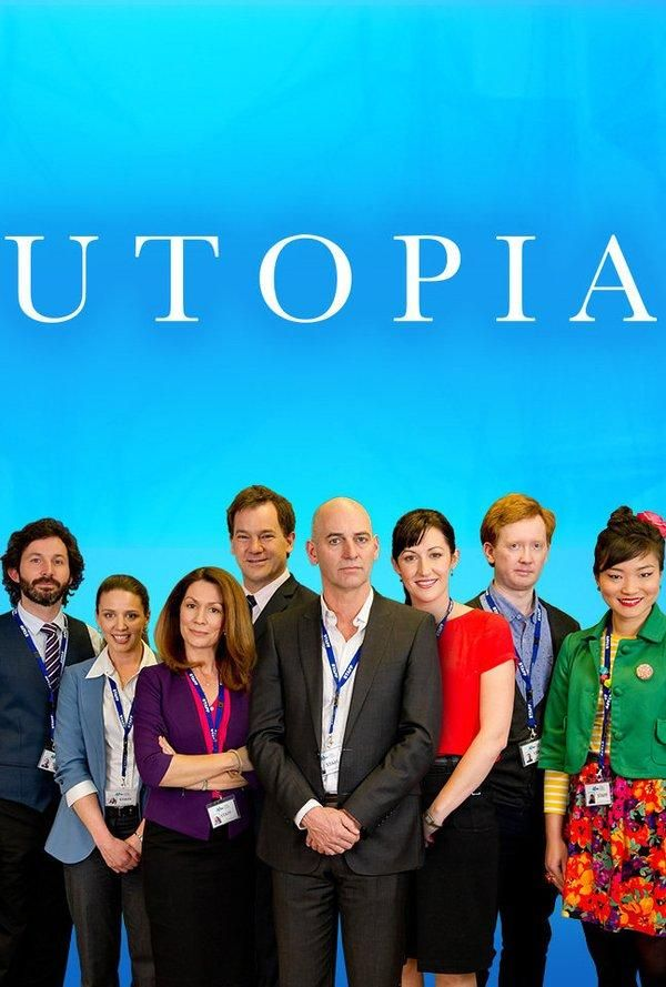 Utopia (TV Series 2014- ????)