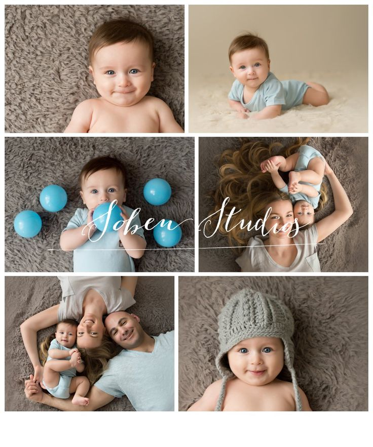 Six Months of Sweetness Part Two! | Chicago Baby Photographer - Soben Studios-Chicago-Baby-Photography-Newborn-Photographer