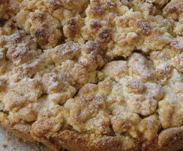 Rezept Dalli Dalli Apfelkuchen von Thermimaus - Rezept der Kategorie Backen süß