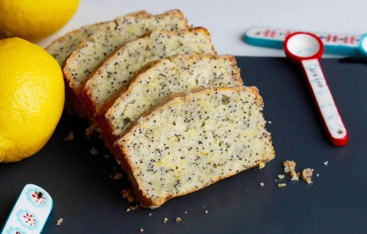 Makovo-citronový chlebíček podle Dity P. #Chlebíček, #Citrón, #DitaP, #Mák, #Pečení, #Poleva, #Recept, #Sladké http://wp.me/p66AFB-dB