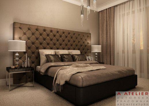#projekt #wnetrz Ti amo, A Atelier #domowy.pl  #styl #glamour