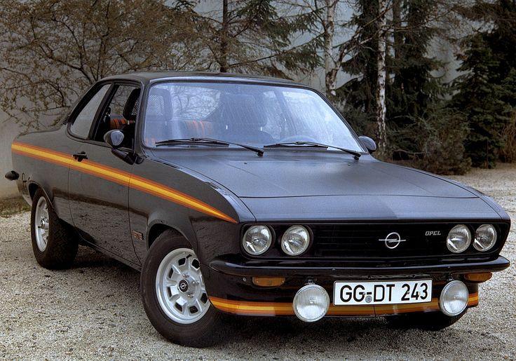 Opel Manta GT/E