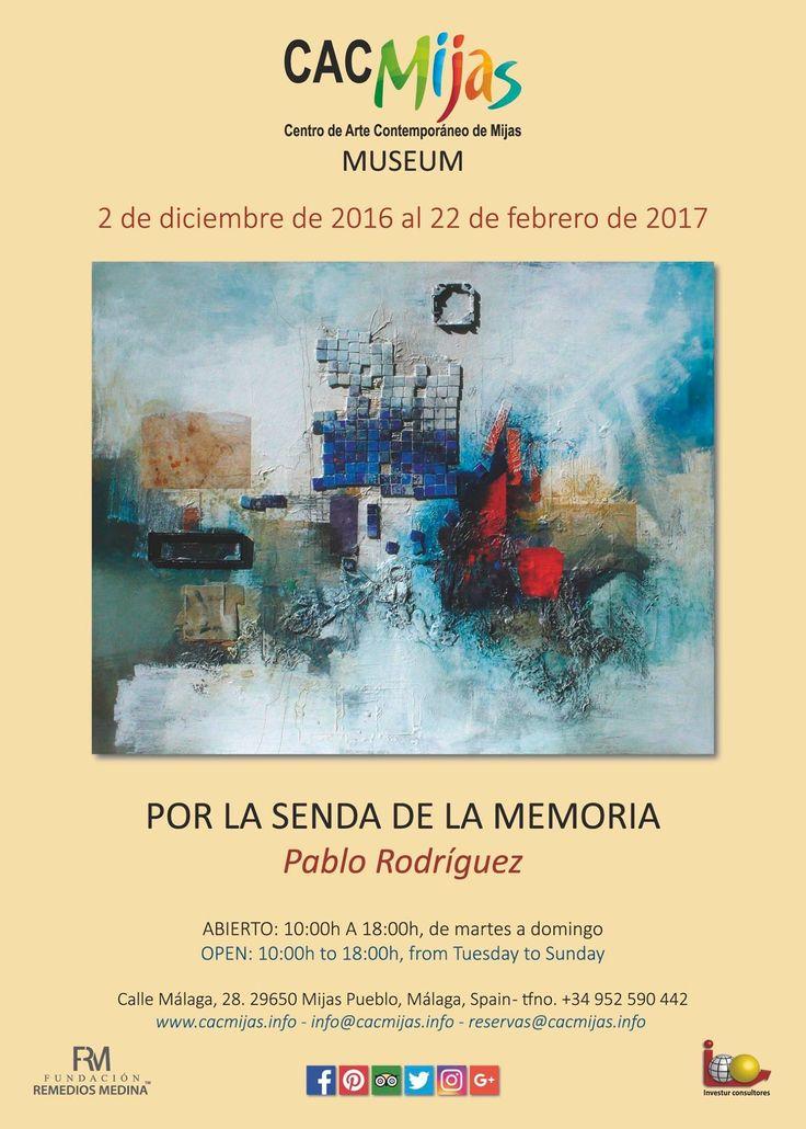 """""""Por la senda de la memoria"""" Pablo Rodríguez"""