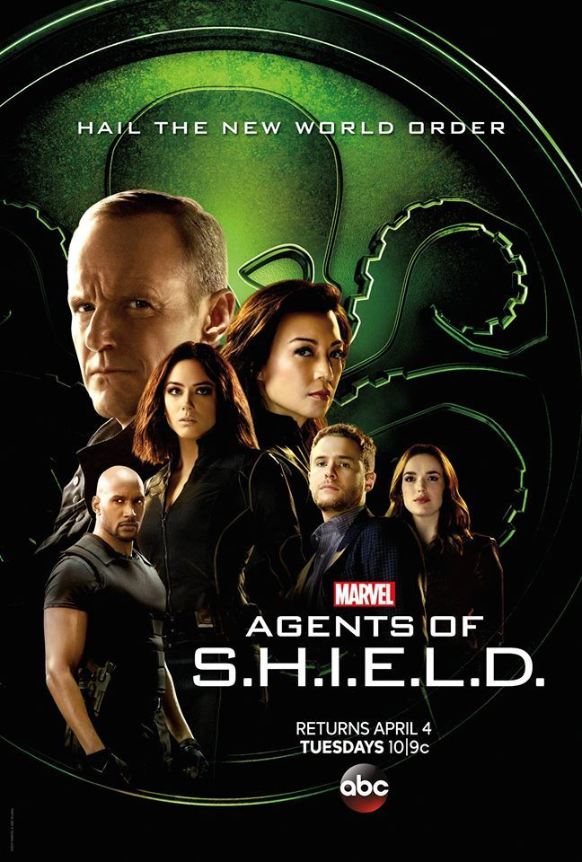 Agents Of SHIELD Season 4 Hydra Poster Hails The New World Order