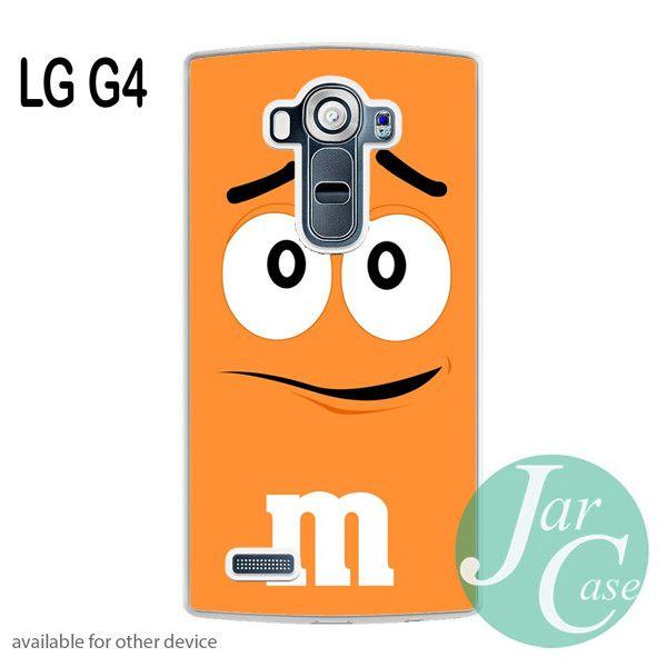 m & m Orange Phone case for LG G4